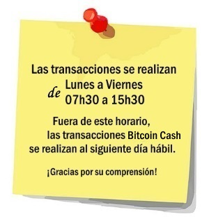 bitcoin-cash-horario