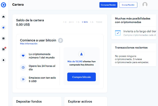 coinbase-billetera