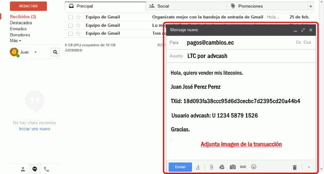 litecoin-notificacion-advcash