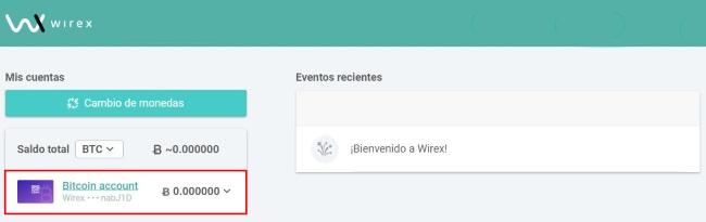 wirex-cuenta